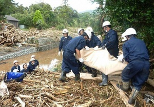Тайфун Випа движется от Японии к берегам Камчатки