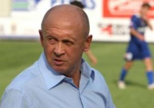 Тренер Ильичевца: В ближайшее время в моем споре с Ворсклой поставят точку