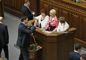 Рада - гендерные квоты - женщины - парламент - Дамы вперед: Раде предлагают ввести гендерные квоты - Ъ