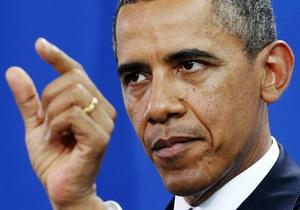 Обама подписал закон, предотвращающий дефолт США