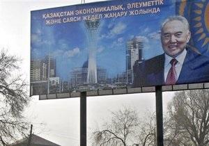 Назарбаев назначил формальным преемником китаиста