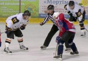 В чемпионате Украины по хоккею будут играть пять команд