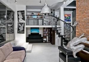 Интерьер квартиры - Эксклюзивный дизайн - Интерьер съемной квартиры на Андреевском спуске