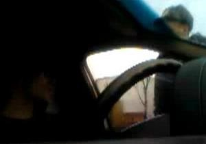 В Хмельницком инспектор ГАИ применил газовый баллончик против водителя автомобиля