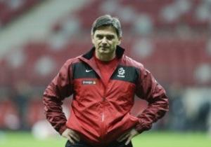 Официально. Тренер сборной Польши отправлен в отставку