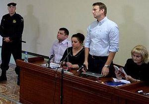 Навальный, несмотря на приговор, не откажется от участия в протестных митингах