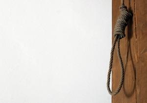 Новости Ровенской области - суицид - заключенный - колония - В Ровенской области повесился приговоренный к пожизненному заключению