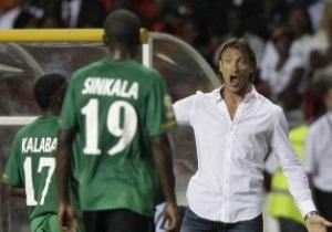 Футболистам сборной Замбии грозит тюрьма за пропуск матча с Бразилией