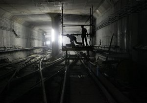 Cтроить метро на Троещину поможет подконтрольный россиянам украинский банк - Ъ