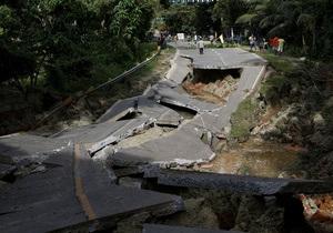 Землетрясение на Филиппинах: более 800 афтершоков, число жертв приближается к 150