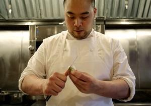 Кулинария - плесень в кулинарии - Шеф-повар Дэвид Чан создает кулинарные изыски, позволяя пище гнить