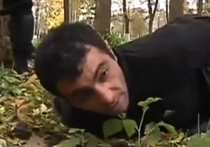 Сопротивляться бесполезно. Видеорепортаж о задержании убийцы из Бирюлево (обновлено)