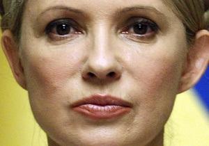 Пресса Украины: шансы Тимошенко тают