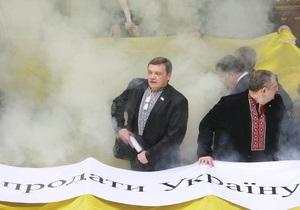 Грымчака исключили из избирательного списка Батьківщини. Он намерен баллотироваться в скандальном 223 округе