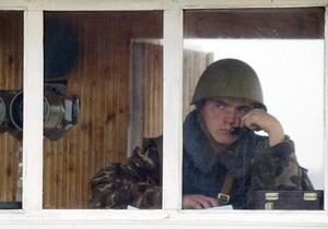 Новости Львовской области - граница - таможня - Польша - контрабанда - Украинец прорвался в Польшу на автомобиле с контрабандными сигаретами