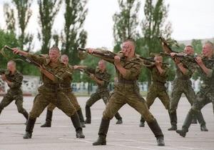 НГ: Украинская армия переходит на предвыборный контракт