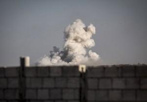 Более 20-ти человек стали жертвами взрыва на юге Сирии