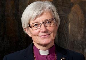 Главой Шведской церкви впервые избрали женщину