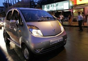 Tata Nano - У самого дешевого автомобиля в мире появилась люксовая версия