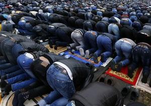 Хакеры разместили на сайте российских мусульман фото свиньи