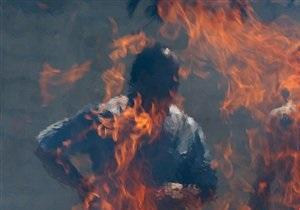 Пытавшийся совершить самосожжение житель Червонограда работал помощником местного депутата-свободовца