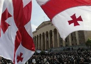 Во Франции задержан экс-министр обороны Грузии - МВД