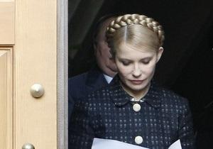 В ожидании освобождения Тимошенко: Батьківщина напомнила власти процедуру помилования Луценко