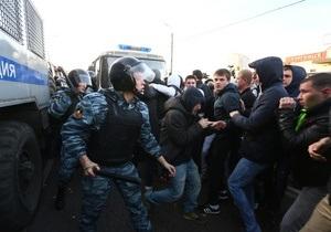 Погром в Бирюлеве: против миграции и против властей