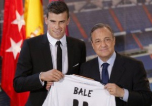 Президент Реала раскрыл сумму трансфера Гарета Бэйла