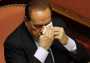 Берлускони: Меня сгноят в тюрьме, как Тимошенко