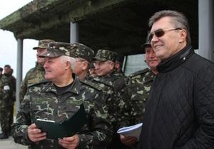 Украина отказывается от обязательного призыва в армию