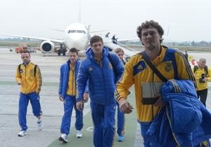Судьба сборной Украины решится в Лондоне