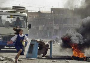В день Курбан-байрама возле иракской мечети прогремел взрыв, есть погибшие