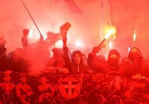 Марш УПА в Киеве собрал рекордное количество участников - Ъ