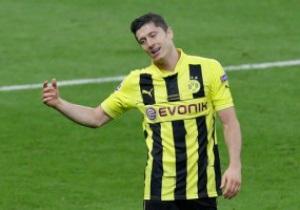 Левандовски: Хотел бы поиграть в английской Премьер-лиге