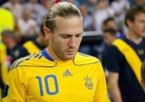 Воронин: Я всегда готов помочь сборной Украины