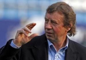 Юрий Семин: Динамо нужно жить сегодняшним днем и играть в современный футбол