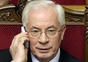 Азаров во время визита в родной город в РФ не упустил возможности рассказать о пользе сделки Киева и Брюсселя для Москвы