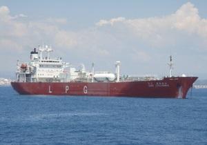 С выбросом 200 литров аммиака в порту Южный под Одессой начала разбираться милиция