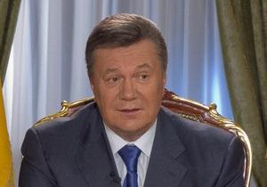 Янукович не устает уверять, что сближение с Европой пойдет Украине на пользу