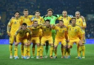 Сборная Украины может сыграть матч плей-офф за выход на ЧМ-2014 в Харькове