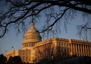 Вашингтон: жизнь без бюджета - BBC Україна
