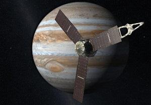 Межпланетная близость. Юнона вышла на завершающий этап пути к Юпитеру - межпланетные полеты
