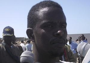 В Бельгии задержан глава сомалийских пиратов