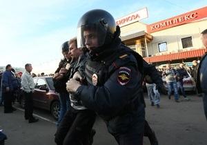 Погромы в Бирюлево. Полиция проводит проверки на московских овощебазах
