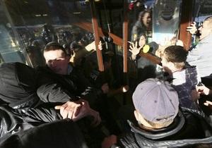 Беспорядки на Юге Москвы: хроника событий