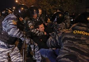 Установлены подозреваемые в убийстве москвича, гибель которого спровоцировала беспорядки