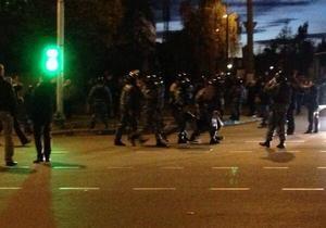 Погромы в Бирюлево: поднят по тревоге весь личный состав московской полиции