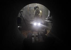 Новости Израиля: В Израиле военные обнаружили ведущий из сектора Газа тоннель
