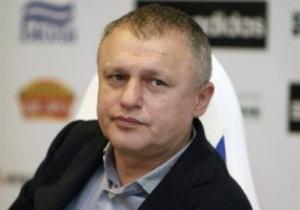Игорь Суркис: Ситуация Динамо в Лиге Европы тревожит меня больше всего